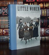 Little Women by Louisa May Alcott Unabridged Illustrated Brand New Hardcover Gif