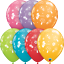 6-x-11-034-Printed-Qualatex-Latex-Balloons-Assorted-Colours-Children-Birthday-Party thumbnail 100