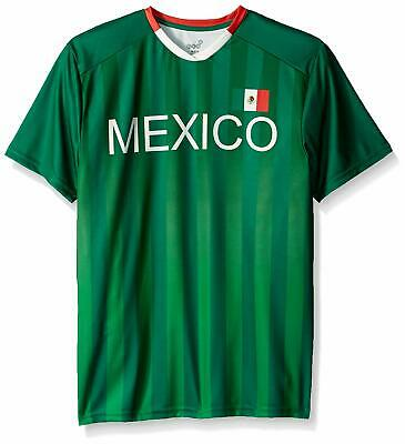 World Cup Soccer United States Youth Federation Jersey Short sleeve Tee L