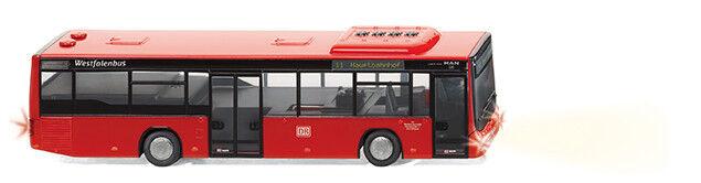 7426 Man Lion ´S Ville Bus, 1 1 1 87 Wiking 8dbf99