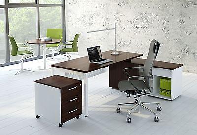 Furniture Buy Cheap Schreibtisch Mit Sideboard Ogi_y Managerschreibtisch Büroeinrichtung Komplett Selected Material