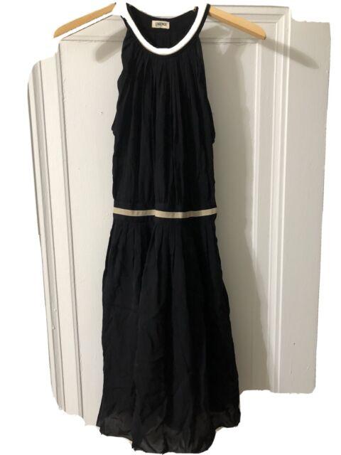L'agence Black Dress Small