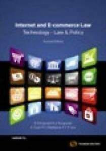 NEW-Internet-and-E-Commerce-Law-By-Brian-Fitzgerald-Paperback-Free-Shipping