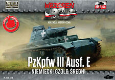 First to Fight 014 - Pz.Kpfw. III Ausf. E