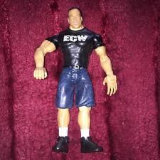 WWE RARE ROB VAN DAM ECW T SHIRT FIGURE 2003  wrestling figure jakks pacific