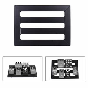 high quality pedal board rack setup for electric guitar effects pedal case. Black Bedroom Furniture Sets. Home Design Ideas