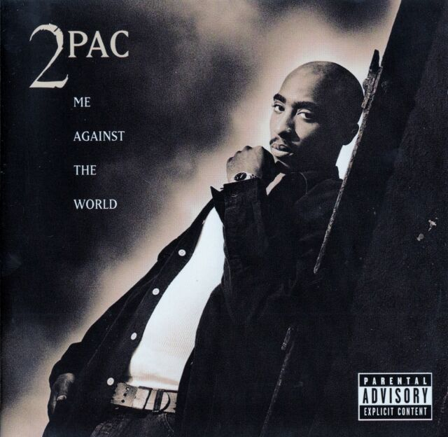 2PAC : ME AGAINST THE WORLD / CD