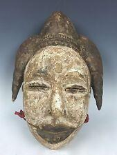AFRICAN ART OGONI TALKING MASK
