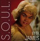 S.O.U.L. by Etta James (CD, Jun-2013, BMG (distributor))