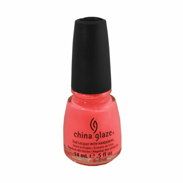 80946 China Glaze Nail Polish Lacquer Flip Flop Fantasy 0.5oz
