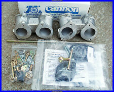 1968-1976 BMW 2002 tii ti Cannon Intake Manifold for Dual Weber 40 42 44 45 DCOE