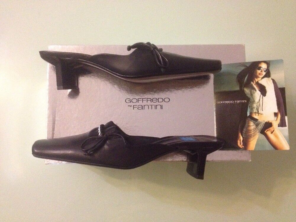 GOFFrotO FANTINI LUXUS DAMEN LEDER SCHUHE GR 37 made 229euro70%spar in ITALY 229euro70%spar made d7834c