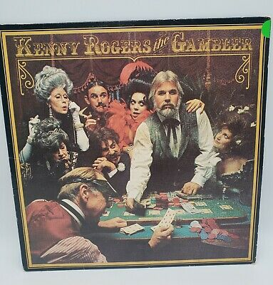 KENNY ROGERS The Gambler Record Album Vinyl | eBay