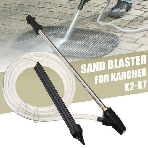 Nassstrahl Blaster Hochdruckreiniger Sandstrahl Hochdruckpistole für Karcher