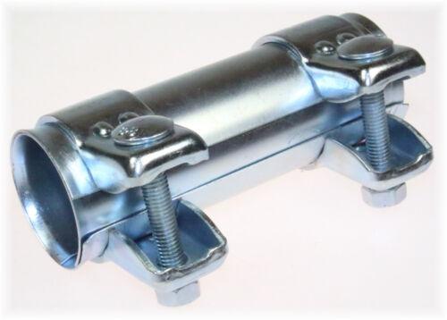 BayWorld Auspuff Universal Rohrverbinder 38x42,5x125mm Doppelschelle 38x125 1St