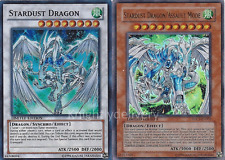 Assault Mode Budget Deck - Stardust Dragon - Colossal Fighter - 43 Cards + Bonus