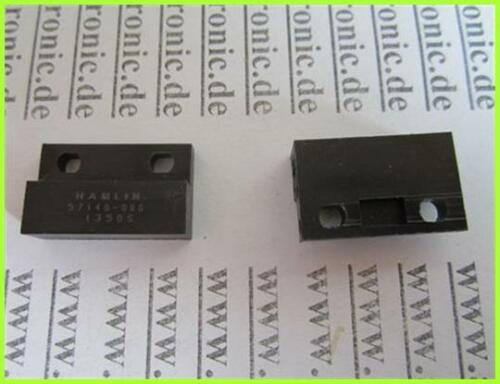 Hamlin Magnet für Reed-Sensor Typ 57140-000 23x14x6mm 2 Stück BxHxT