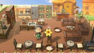 New-Horizons-RARE-38-Pcs-Outdoor-Starbucks-Cafe-Coffee-Shop-Furniture-Set