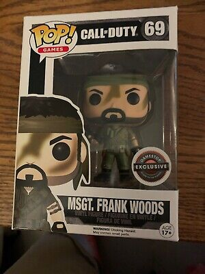 Woods Pop Vinyl Call of Duty COD
