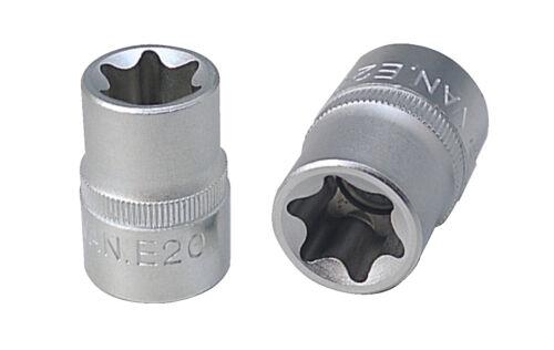 """E16 KS Tools 1//2/"""" TX-E-Stecknuss"""
