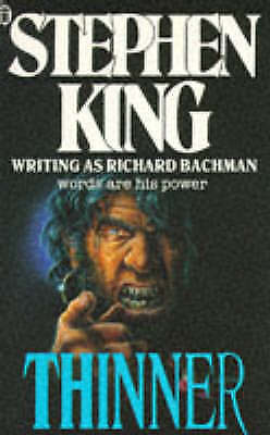 Thinner, King, Stephen ( Richard Bachman ), Good Book