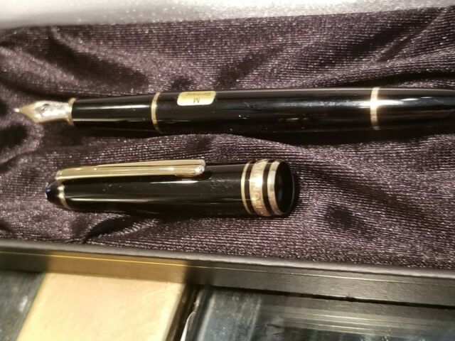 montblanc 144 fountain pen excellent condition