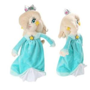 Super Mario Bros. Plush Doll Stuffed Toy Princess Rosalina 8""