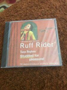 TANYA-STEPHENS-Ruff-Rider-SEALED-CD-RARE