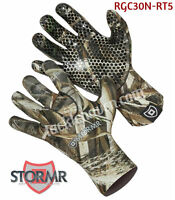 Stormr Stealth Decoy Neoprene Glove Realtree Max-5 Rgc30n-rt5 Choose Your Size