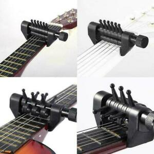 Multifunktions-Open-Tuning-Spider-Akkorde-fuer-Akustikgitarrensaiten-Hot-Hei-X1Y4