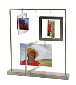 Umbra Dangle Mobile Multi Photo Desk Table Top Display