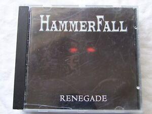 HAMMERFALL-034-RENEGADE-034-CD-1ST-PRESS-2000-ENHANCED-MAXI-SINGLE