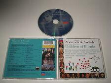 PAVAROTTI & FRIENDS/FOR THE CHILDREN OF BOSNIA(DECCA/452 100-2)CD ALBUM