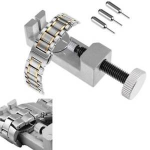 Outil-Reparation-De-montre-Bracelet-de-Montre-Chasse-Goupille-pour-Horloger-Tool