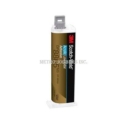 To Ensure Smooth Transmission 45 Ml 1.52 Fl.oz. Dp8805ns Tireless 3m Scotch-weld Green Low Odor Acrylic Adhesive