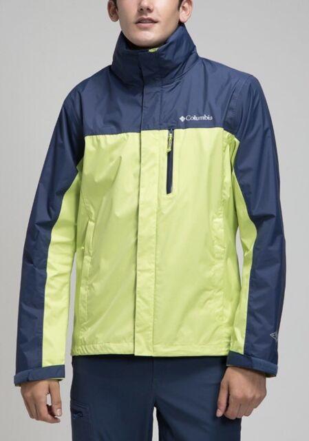 BNWT COLUMBIA Pouration Dual Waterproof Light Jacket M GUARANTEED ORIGINAL 4cbbc3d94d