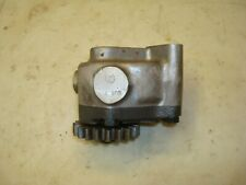 1959 Case 611b Tractor Hydraulic Oil Pump