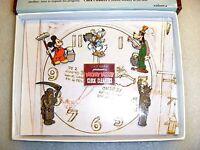 Disney Catalog - Animated Short Boxed Pin Set 8 (clock Cleaners)
