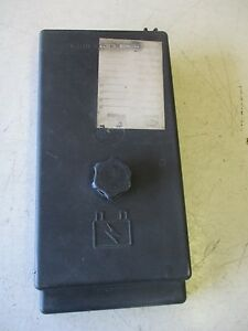 image is loading oldsmobile-silhouette-fuse-box-relay-upper-lid-cover-
