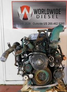 2008-Volvo-D13-Diesel-Engine-Take-Out-485-HP-Good-For-Rebuild-Only