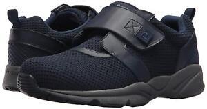 Propet-Uomo-Stability-x-Cinturino-Sneaker-MAA013M-Nero-Misura-11-5EEE-New-IN