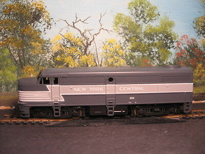 Other Ho Scale Model Railroads & Trains Dependable Train Miniatures Ho Scale #1005/1055 Alco Fa-1 Fb-1 New York Central #1010/1346