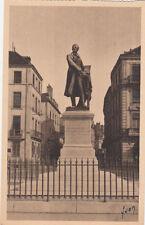 CHALON-SUR-SAONE 321 statue de nicéphore niepce inventeur de la photographie éc.