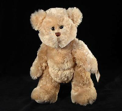 "Biker Bikie Dressed Teddy bear soft plush toy Tic Toc Teddies 12/""//30cm Elka NEW"