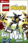 LEGO Mixels Let's Mix! by DK (Hardback, 2014)