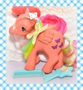 ❤️My Little Pony MLP G1 Vtg Spain SPANISH Flutterbye Rainbow Pegasus NIRVANA❤️