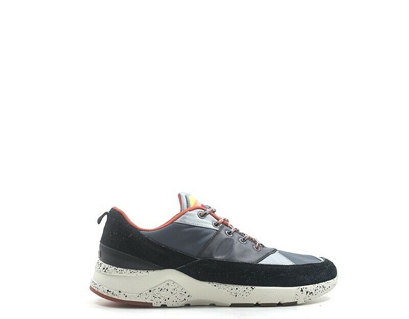 Schuhe NAPAPIJIRI Mann grau Stoff,Wildleder  17837005-N805S