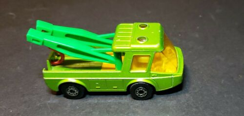 MATCHBOX TOYS 1976-1988 Your Choice of 81 Different LESNEY Vintage Metal Cars