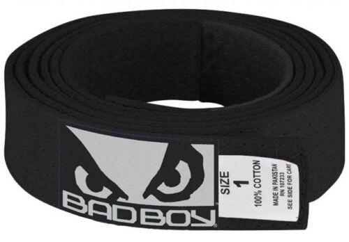 Bad Boy Jiu-Jitsu Gi Belt A1 A2 A3 A4 A5 BJJ UFC MMA Roll Gracie