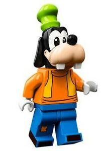 NEW-LEGO-GOOFY-MINIFIG-from-DISNEY-TRAIN-and-STATION-minifigure-71044-figure